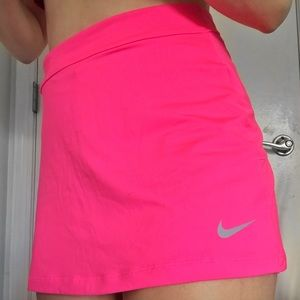 Pink Nike Golf Skirt